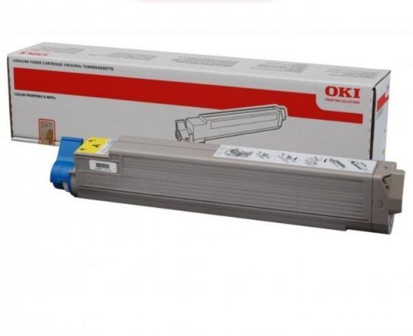 Toner do C910 15K YELLOW 44036021