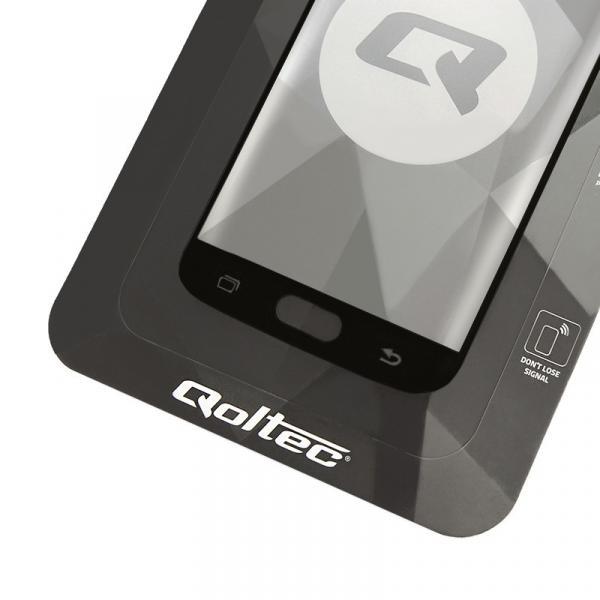 Hartowane szkło ochronne na Samsung Galaxy S8 | 3D | Czarne